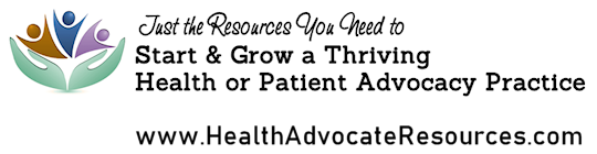 link to Health Advocate Resources